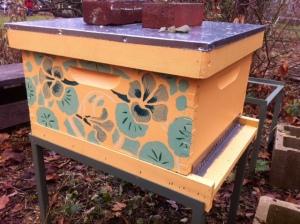 winter hive 2012